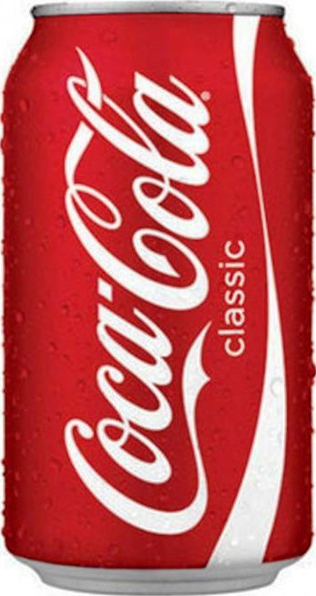Coca Cola lattina da 33 cl